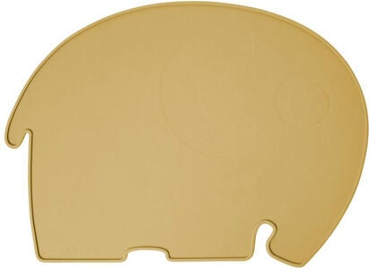 Sebra Platzset Elefant, Savannah Yellow