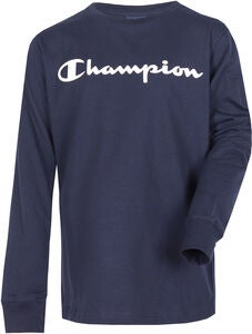Champion Kids Langärmliges T-Shirt, Sky Captain