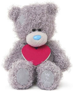 Me To You Kuscheltier Teddy Herz 13 cm
