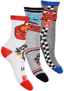 Disney Cars Socke 3er-Pack,