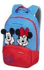 Samsonite Disney Rucksack 11L, Minnie/Mickey Stripes