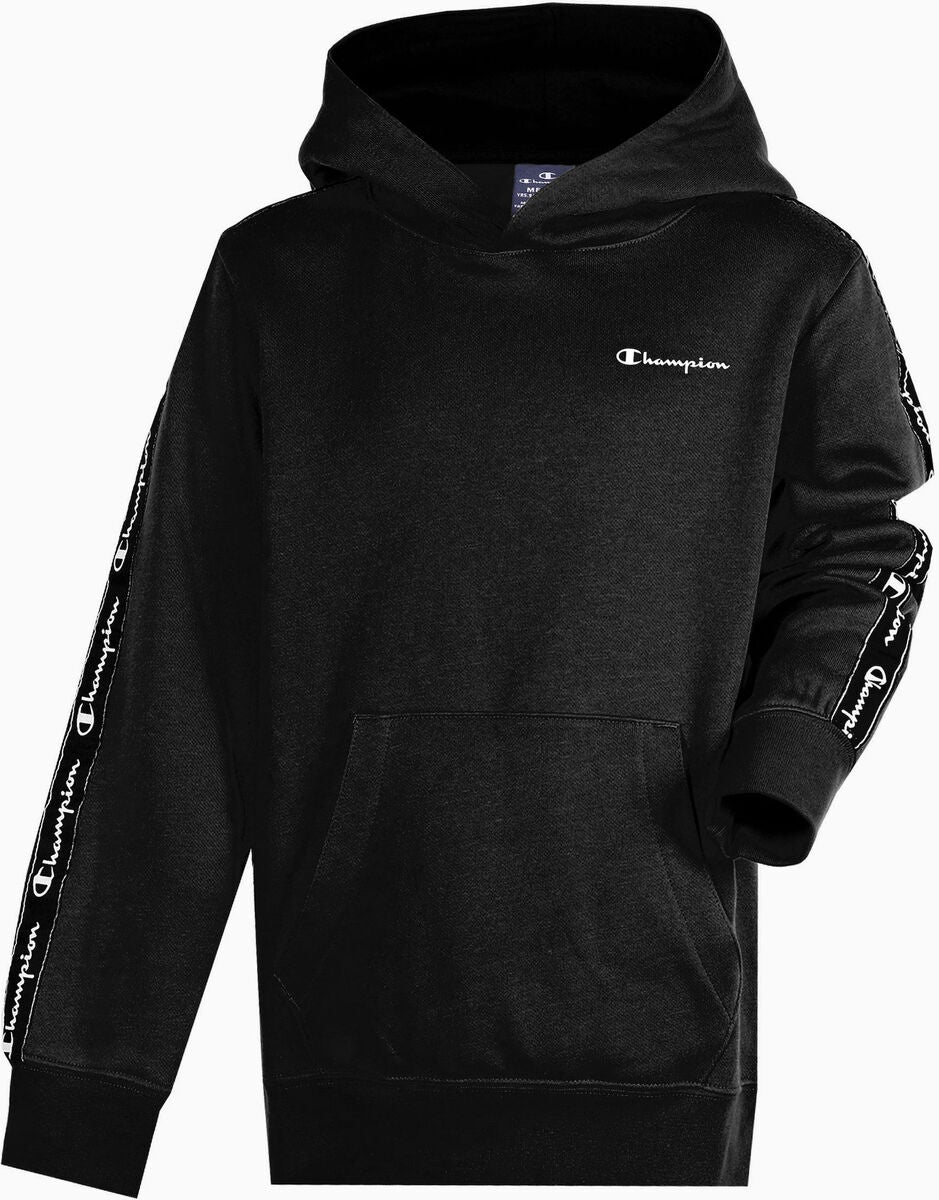 Champion Kids Hoodie, Black Beauty