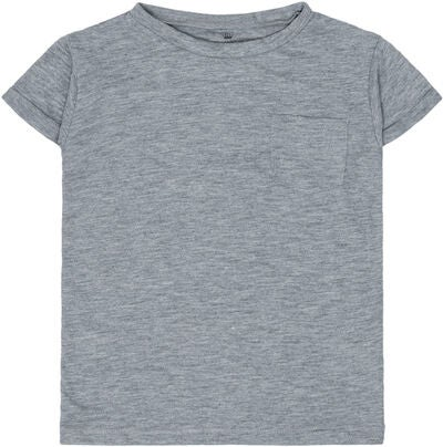 Hust & Claire Aslan T-Shirt, Light Grey Melange