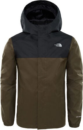 The North Face Resolve Reflective Jacke, New Taupe Green