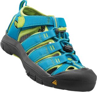 KEEN Newport H2 Toddlers Sandalen, Hawaiian Blue/Green Glow
