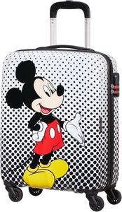 American Tourister Alfatwist Micky Maus Trolley, Polka Dot 36L
