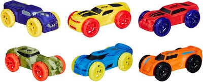 Nerf Nitro Foam Car 6er-Pack