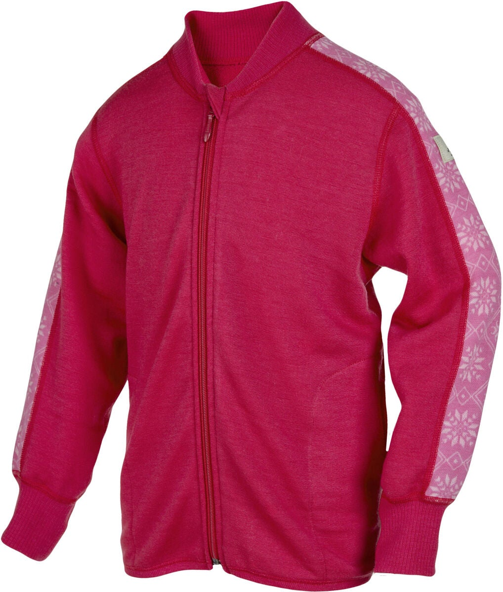 Janus Prins & Prinsess Pullover Wolle, Rose Red
