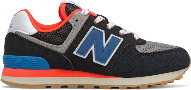 New Balance 574 Sneakers, Black
