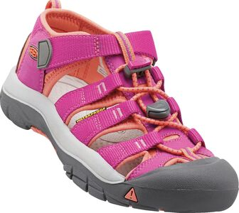 KEEN Newport H2 Toddlers Sandalen, Very Berry/Fusion Coral