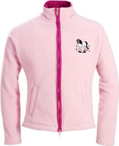 Jacson Fleecejacke Junior, Rosa