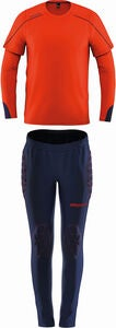 Uhlsport Stream 22 Towartset JR, Rot/Marine