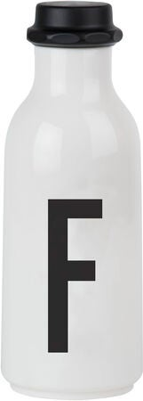 Design Letters Trinkflasche F