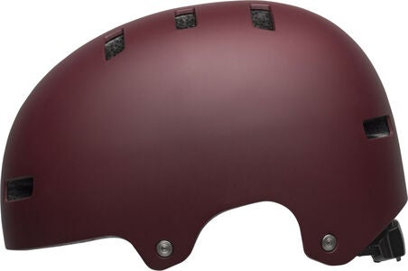 Bell Local Fahrradhelm, Matte Maroon