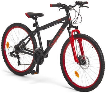 Impulse Premium Dread Mountainbike 26 Zoll, Black/Red