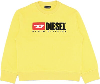 Diesel Screwdivision Sweatshirt, Freesia