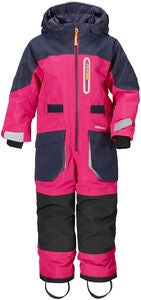 Didriksons Sogne Overall, Warm Cerise