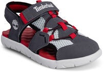 Timberland Perkins Row Fisherman Sandalen, Dark Grey