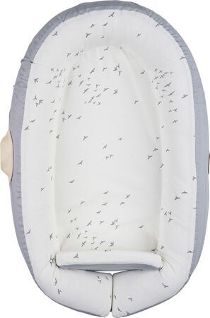 Voksi Baby Nest Premium, Grey Flying