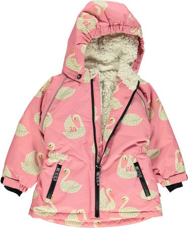 Småfolk Winterjacke, Winter Pink
