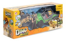 Dino Valley 6 Spielset Auto