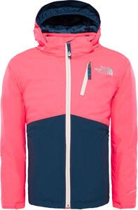 The North Face Snowquest Insulated Jacke, Rocket Red