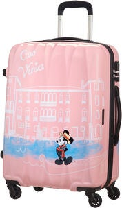 American Tourister Alfatwist Micky Maus Trolley 63 L, Venice