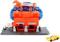 Hot Wheels City Spielset Gorilla Rage Garage Attack