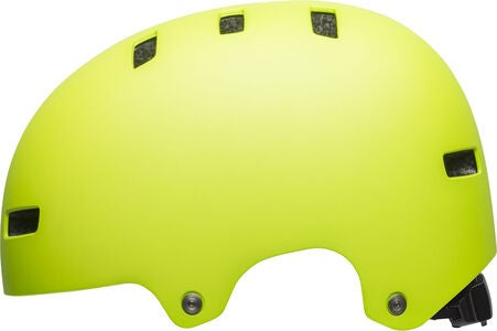 Bell Span Skateboardhelm, Mat Bright Green