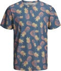 Jack & Jones Funk T-Shirt, Ensign Blue