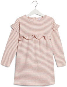 Luca & Lola Regina Kleid, Pink Stripes