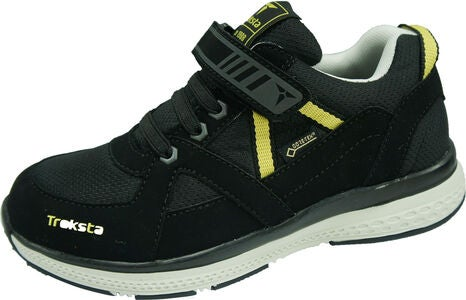 Treksta Trail Low Jr GTX Sneaker, Black
