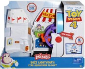 Disney Pixar Toy Story Minis Buzz Lightyear's Star Adventurer Spielset