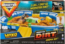 Monster Jam Spielset Monster Dirt Arena