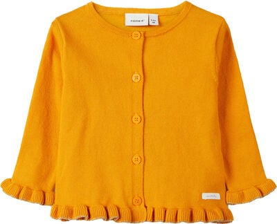 Name it Kailey Pullover, Golden Orange