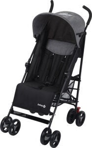 Safety 1st Rainbow Buggy, Black Chic
