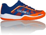 Salming Falco Kid Turnschuh, Blue/Orange