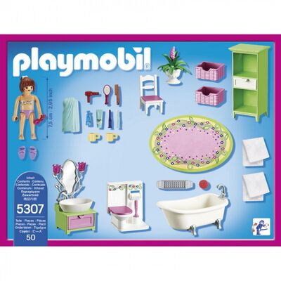 5307 Playmobil Dollhouse Romantik-Bad