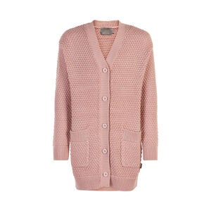 Creamie Strickjacke, Rose Smoke