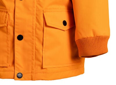 Nordbjørn Havsvidden Softshelljacke, Orange