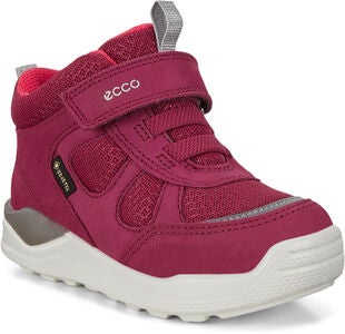 ECCO Urban Mini Winterstiefel, Red Plum/Teaberry