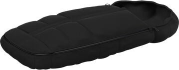 Thule Fußsack, Midnight Black