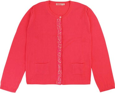 Billieblush Strickjacke, Fuschia