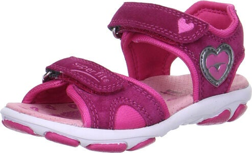 Superfit Nelly Sandalen, Berry