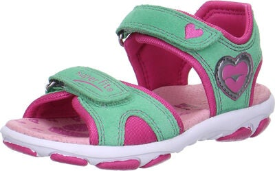 Superfit Nelly Sandalen, Mint