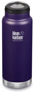Klean Kanteen TKWide Wide Loop Cap Thermosflasche 946ml, Kalamata