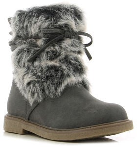 Sprox Stiefel, Dark Grey