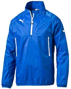 Puma Team Windbreaker Windjacke, Blau