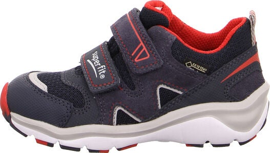 Superfit Sport5 Sneaker GORE-TEX, Blue/Red