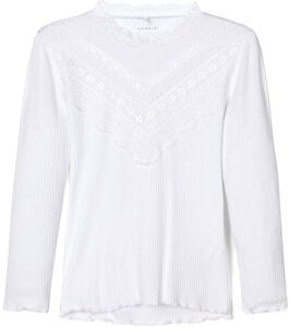 Name it Rilla Bluse, Bright White